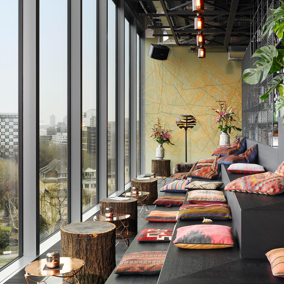 Monkey Bar im Hotel 25Hours Berlin-4