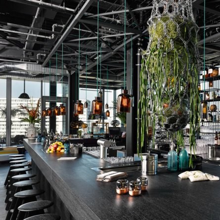 Monkey Bar im Hotel 25Hours Berlin-6