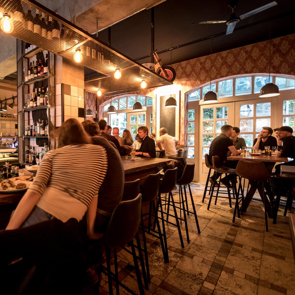 Restaurant + Bar Night Kitchen Berlin Mitte-12