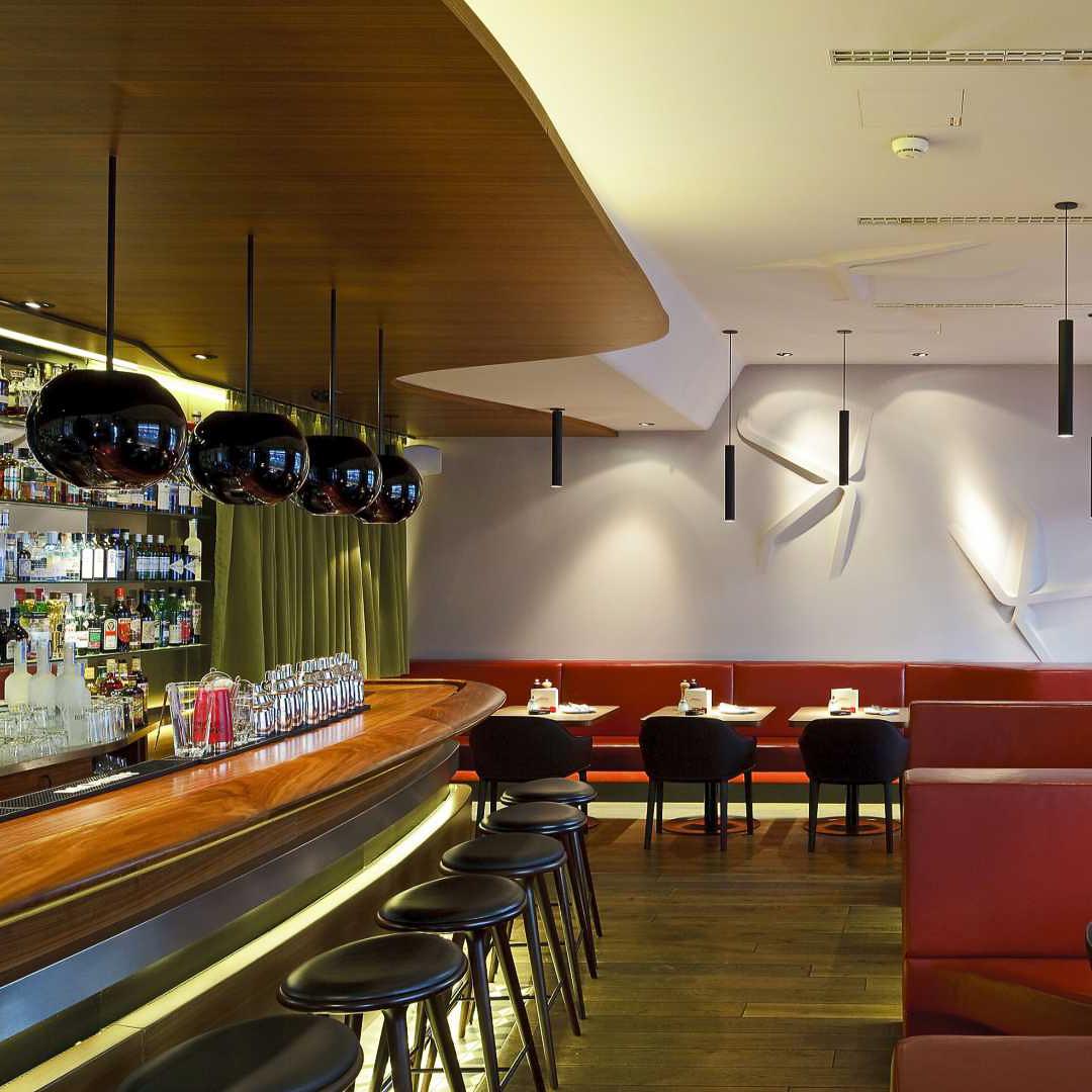 Restaurant Café Bar Joma am Hohen Markt Wien-2