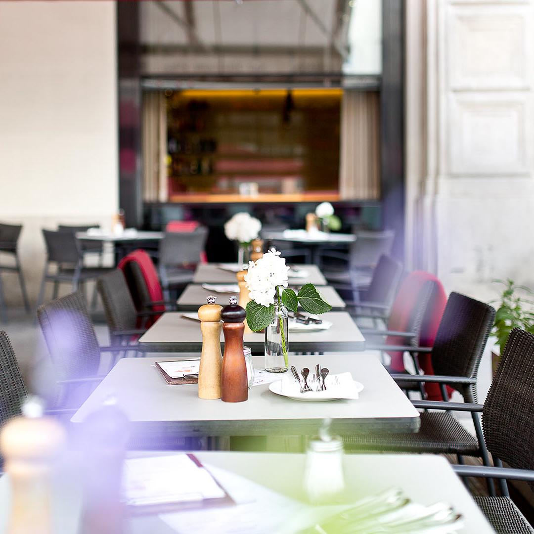 Restaurant Café Bar Joma am Hohen Markt Wien-3