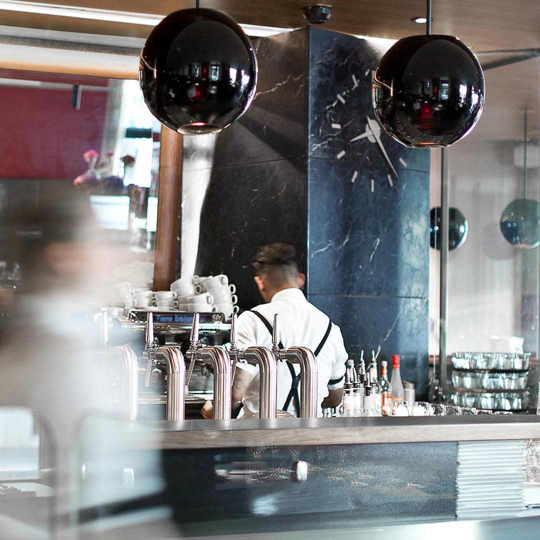 Restaurant Café Bar Joma am Hohen Markt Wien-5