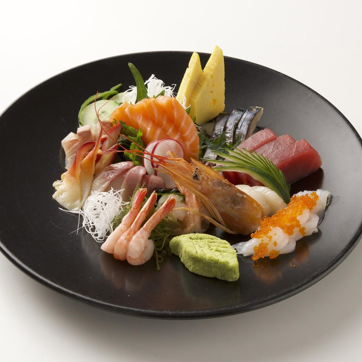 Restaurant Sushiya Sansaro München_sashimi_moriawase