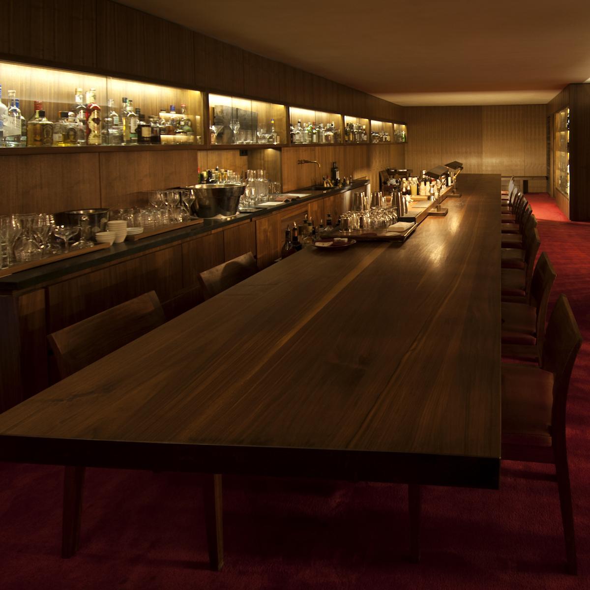 Bar Gabányi am Beethovenplatz - München | CREME GUIDES