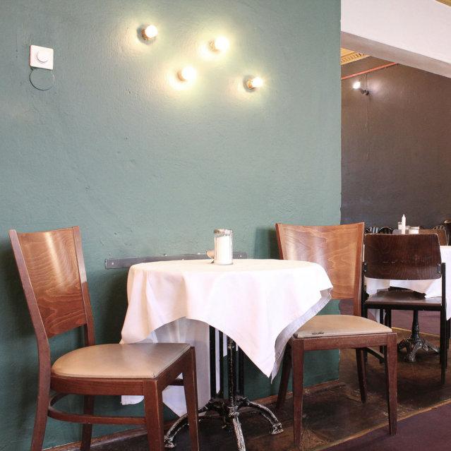 Schwarzes Cafe Berlin Kantstraße
