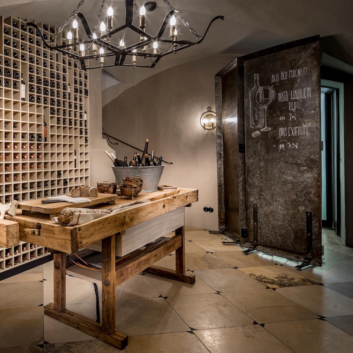 Restaurant Pfistermühle München Altstadt Interieur nach Renovierung
