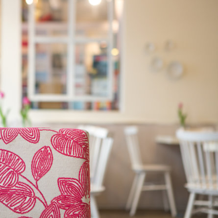 Café Himmelblau Interieur Wien