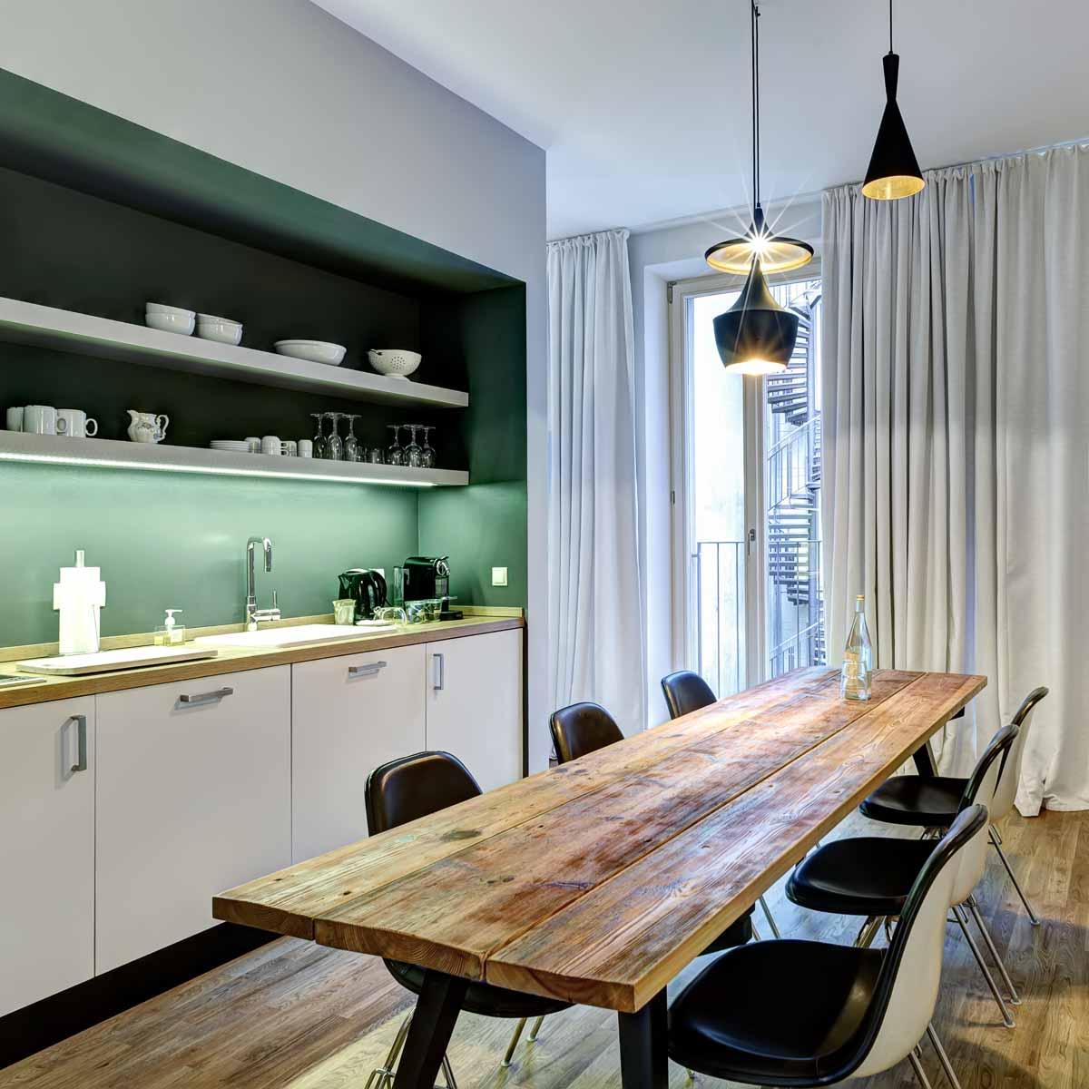 Gorki Apartments Berlin Mitte-6
