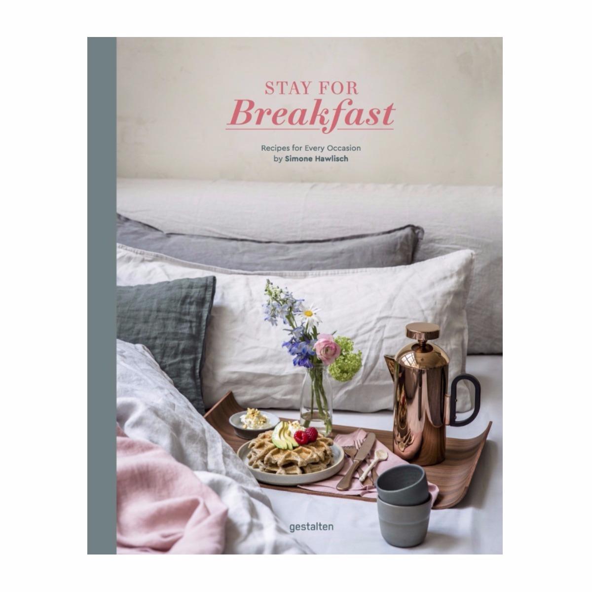 Kochbuch Stay for Breakfast von Simone Hawlisch (1)