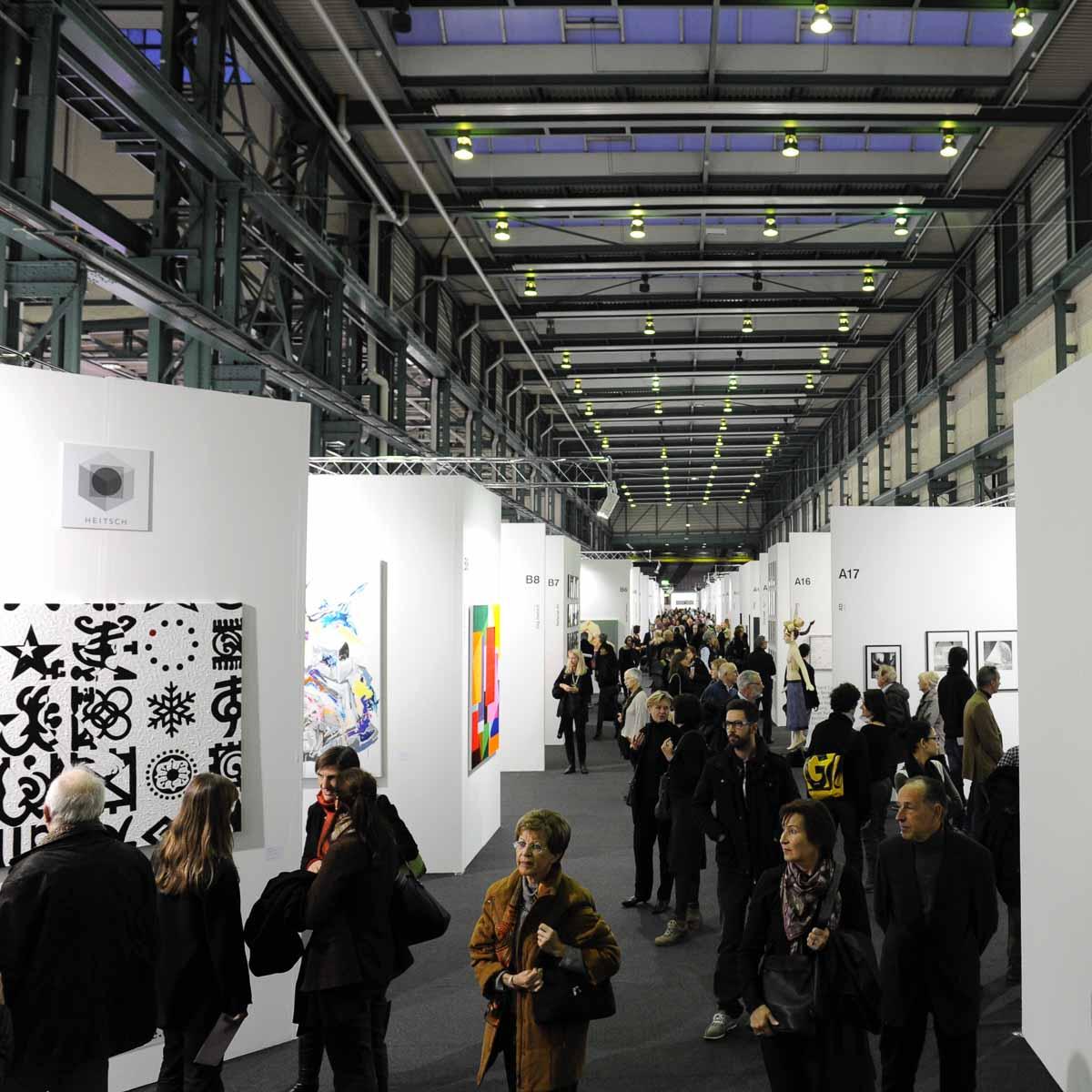 Kunstmesse Die Kunst Zürich-3