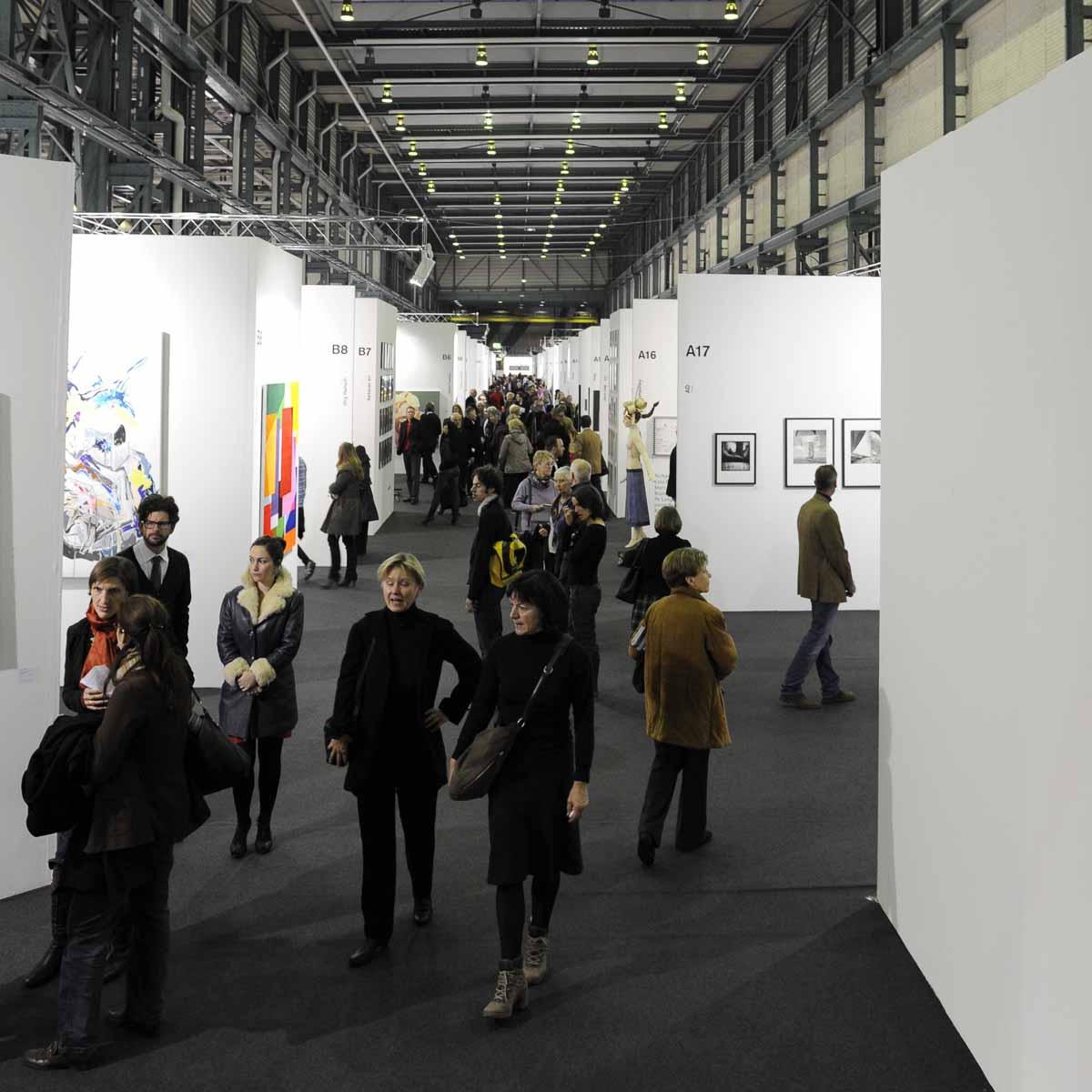 Kunstmesse Die Kunst Zürich-4