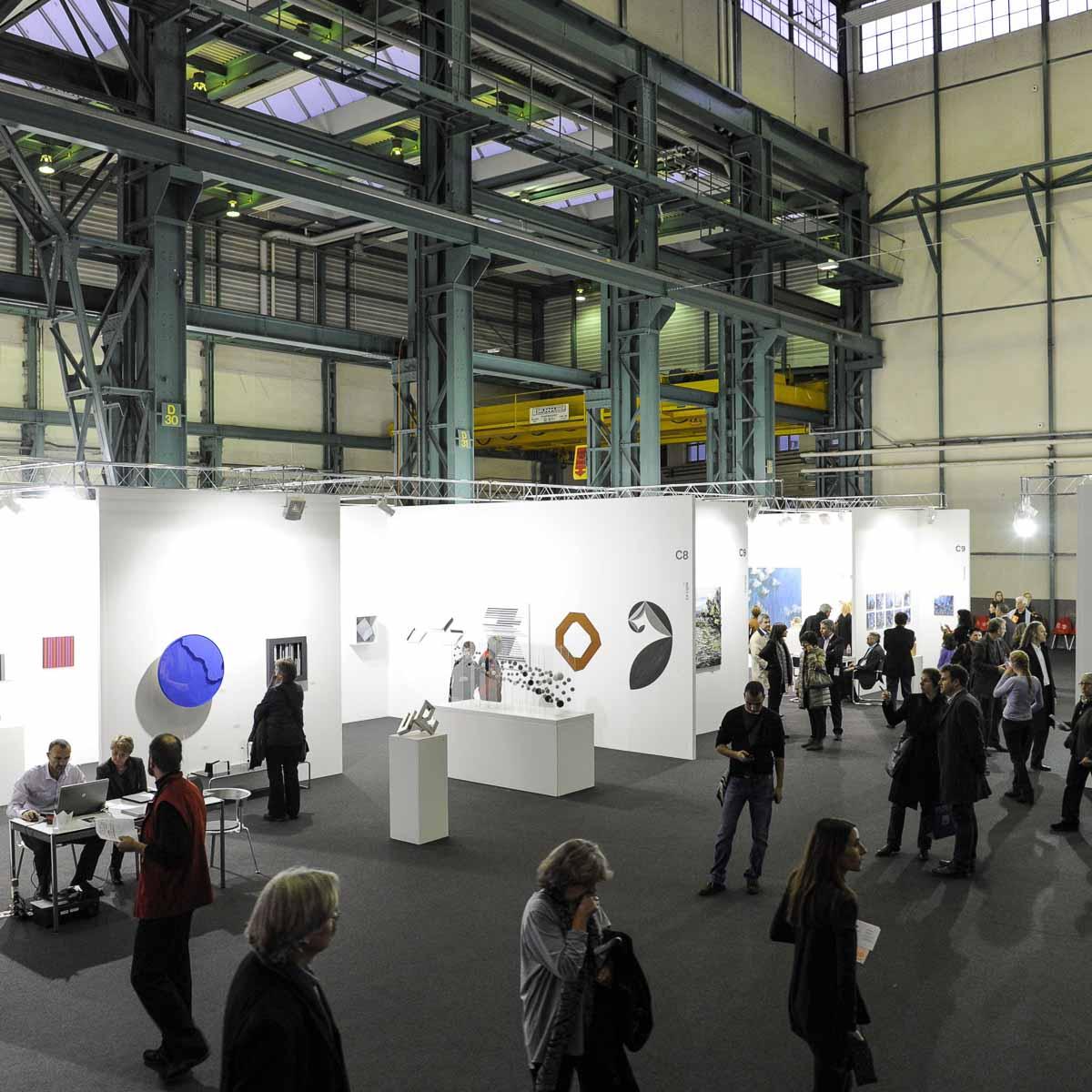 Kunstmesse Die Kunst Zürich-5