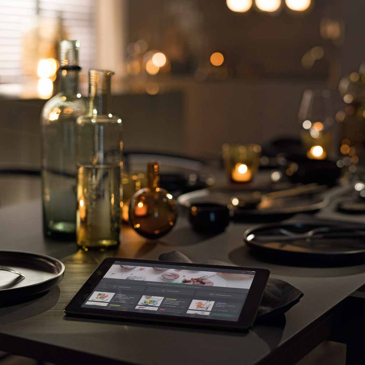 Miele Dialoggarer mit dem iPad programmieren