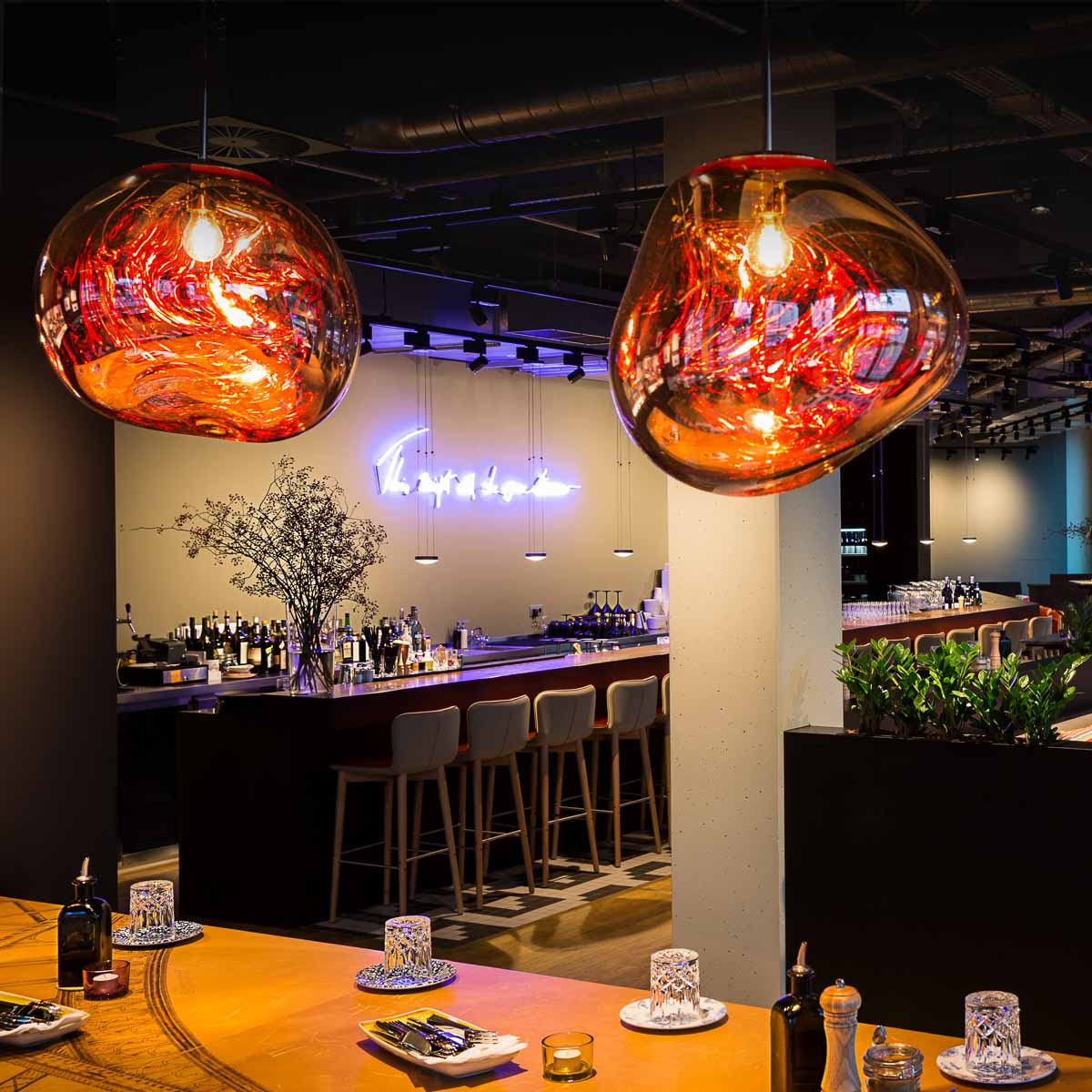 Restaurant Basil & Mars Hamburg Zentrum-2