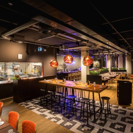 Restaurant Basil & Mars Hamburg Zentrum-3