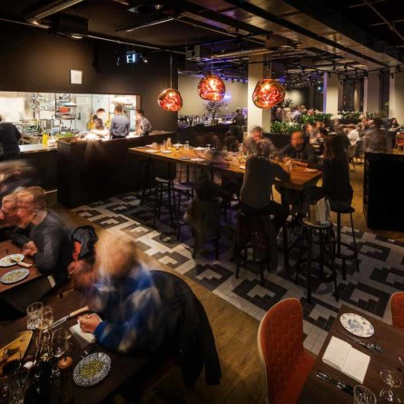 Restaurant Basil & Mars Hamburg Zentrum-5