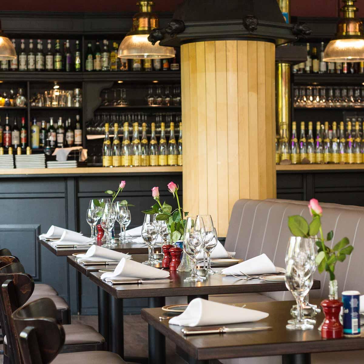 Restaurant Gourmanderie im Centre Français Berlin-3