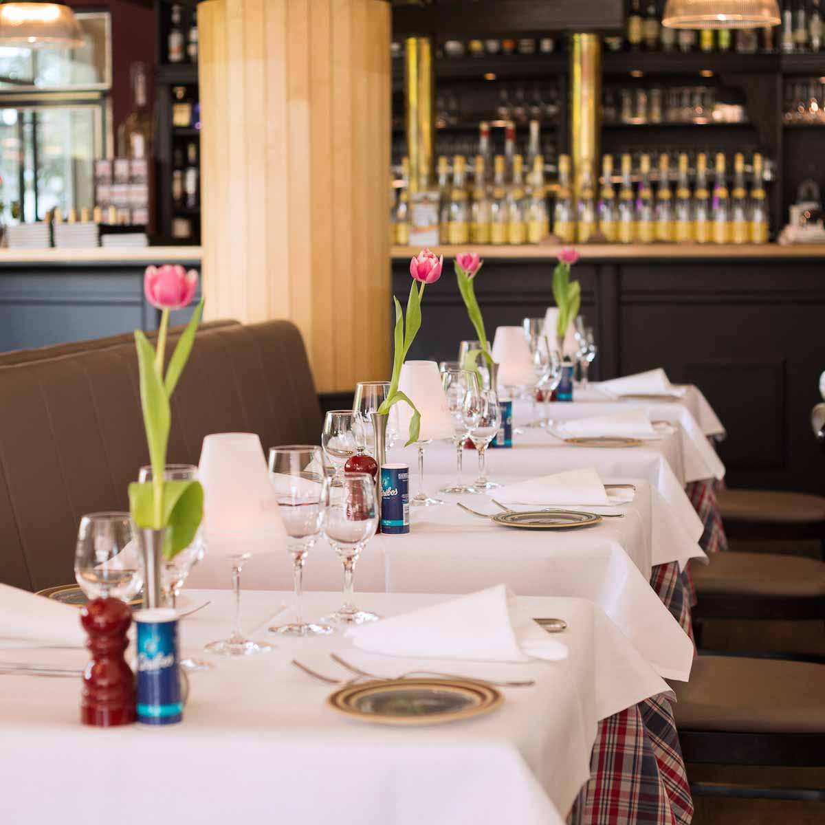 Restaurant Gourmanderie im Centre Français Berlin