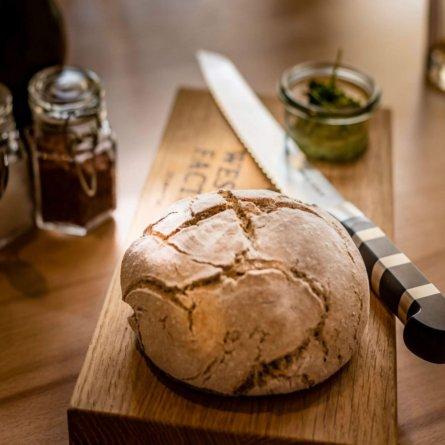 Restaurant Westend Factory München_Ofenfrisches Brot