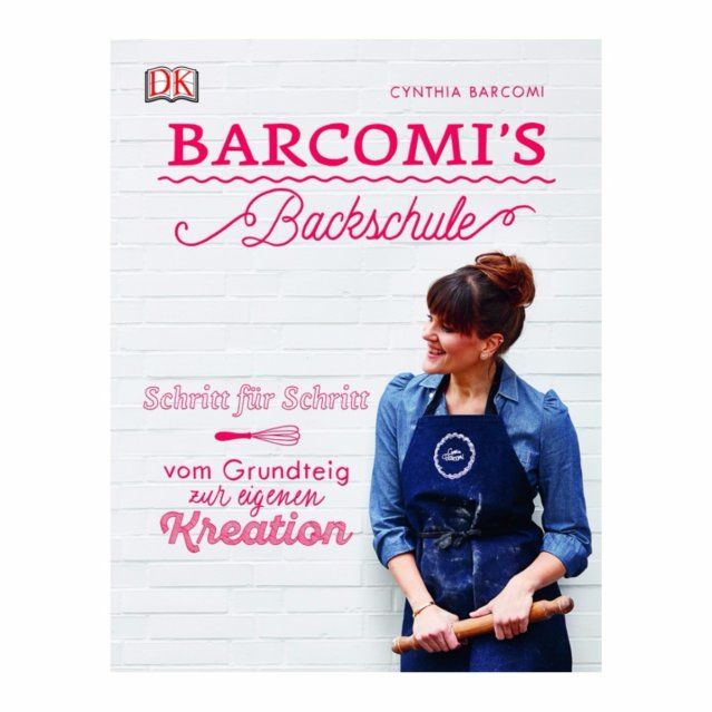 Barcomis Backstube Kochbuch 2017