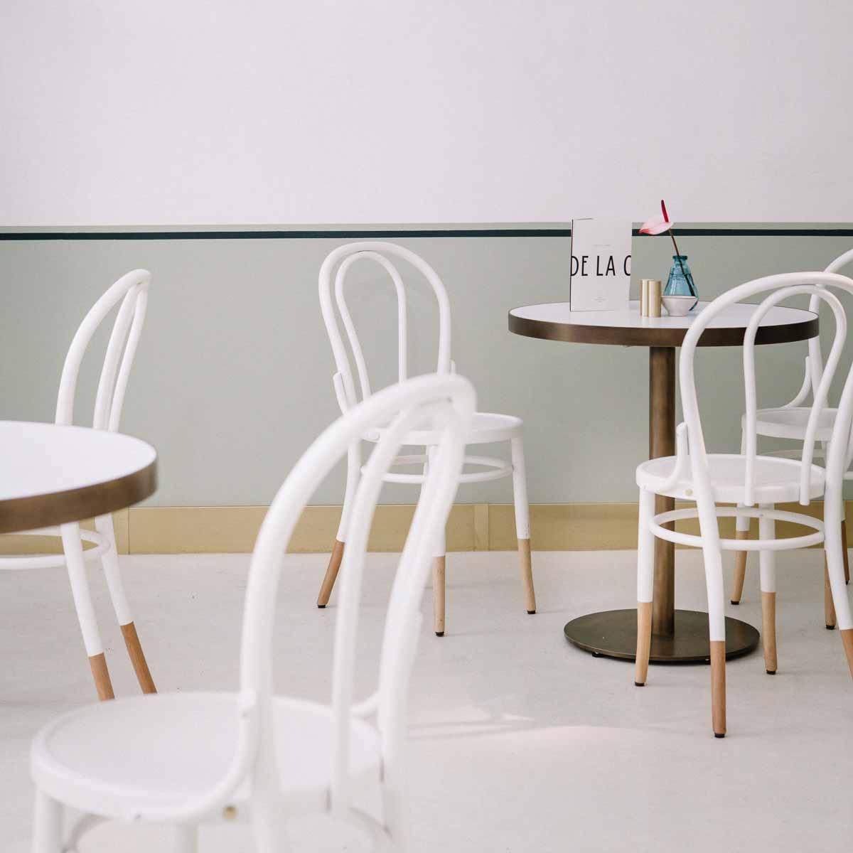 Café Creme de la Creme Wien Interieur