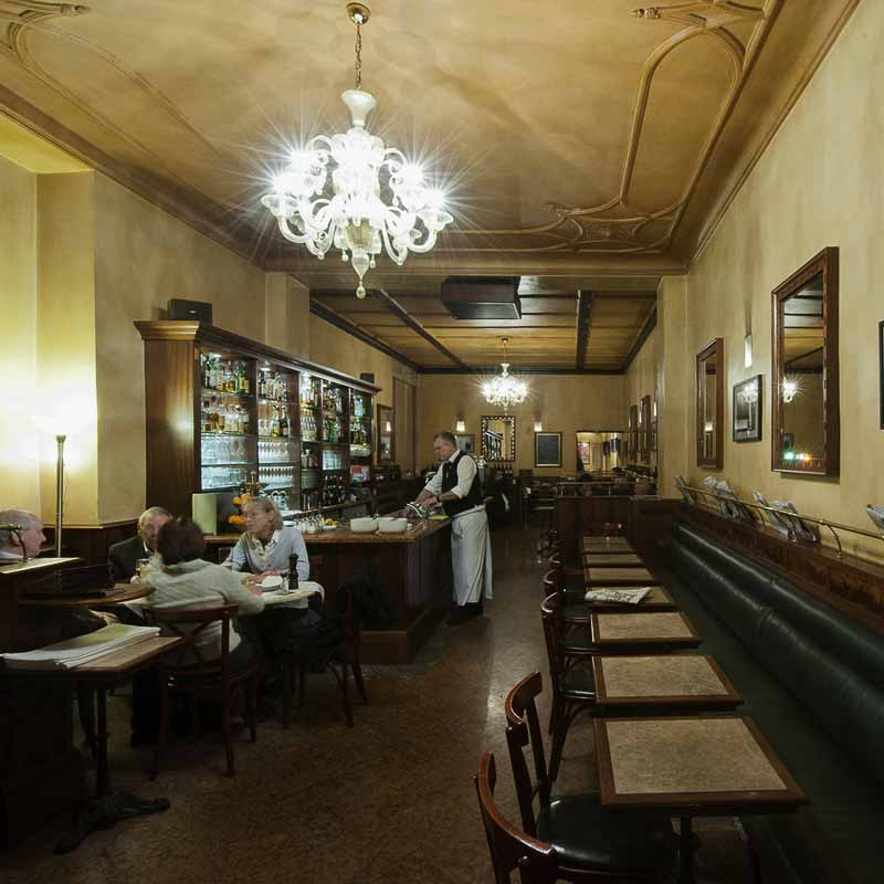 Café Restaurant Manzini Berlin Wilmersdorf