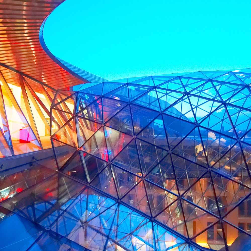AXICA Sky Lobby