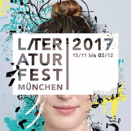 Literaturfest München 2017