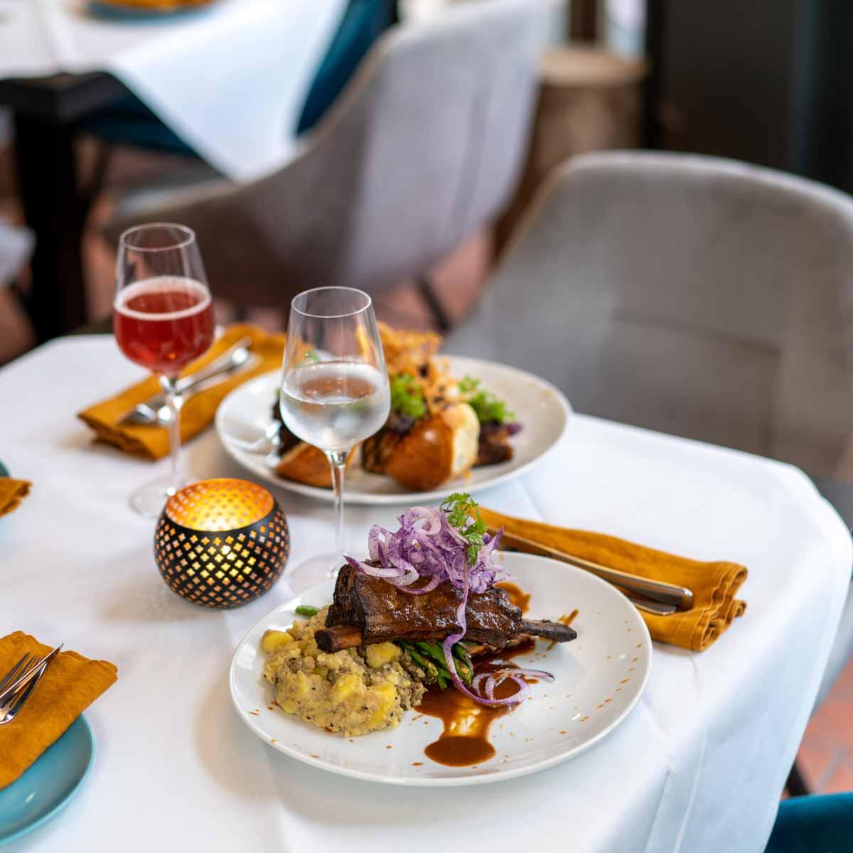 Restaurant Kreuz + Kümmel in Mitte © The Dude for Food-5
