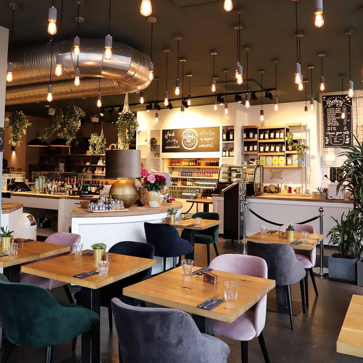 Restaurant Rose Garden & Altbau Bar in Berlin-11
