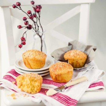 Rezept für Cornbread Muffins von von Lisa Nieschlag