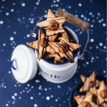 Rezept für Macadamia-Sterne von Lisa Nieschlag-3