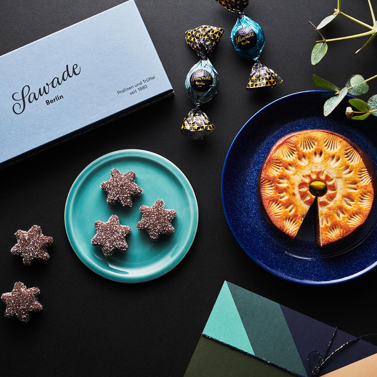 Sawade Onlineshop Weihnachtspastete
