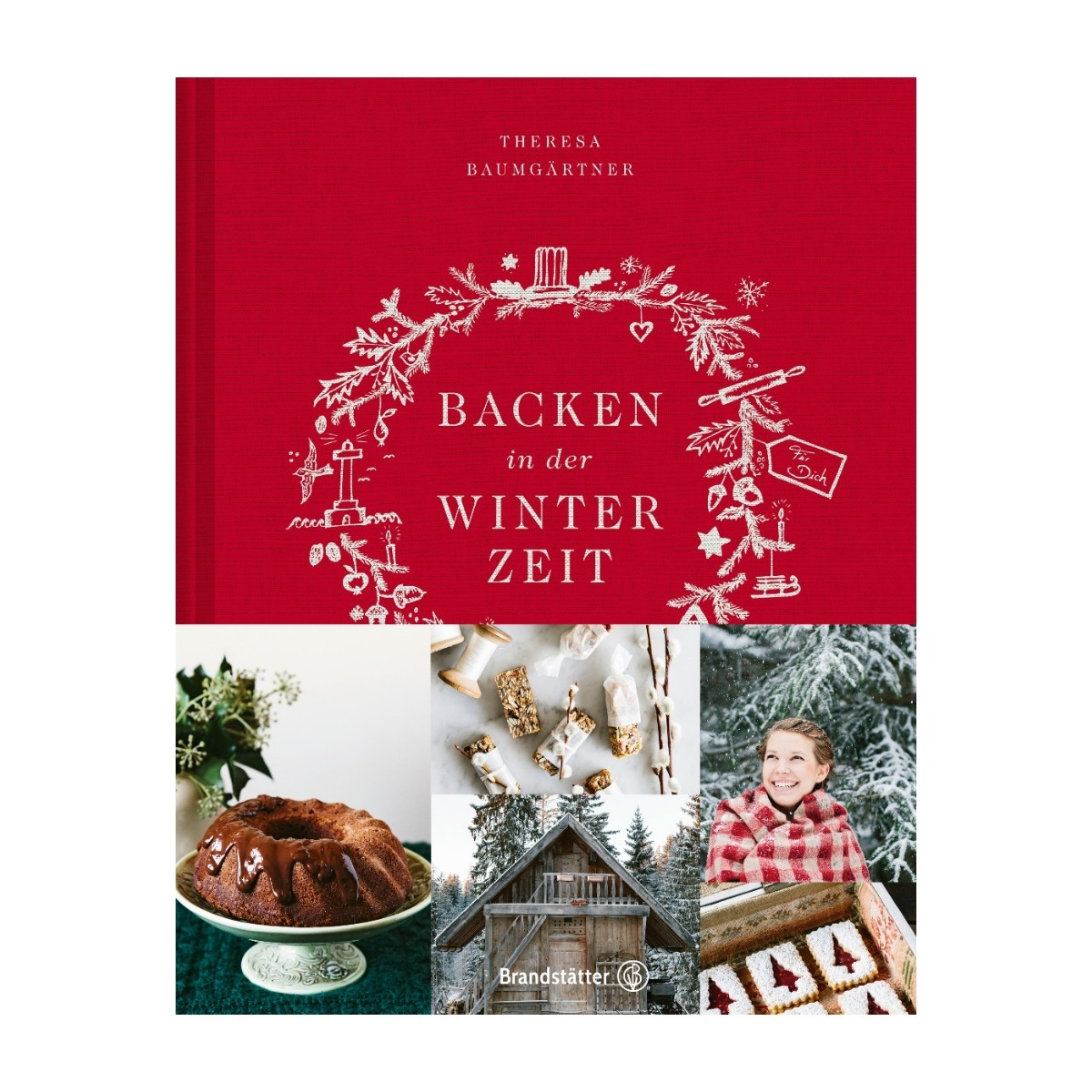 Backen in der Winterzeit - Cover (1)