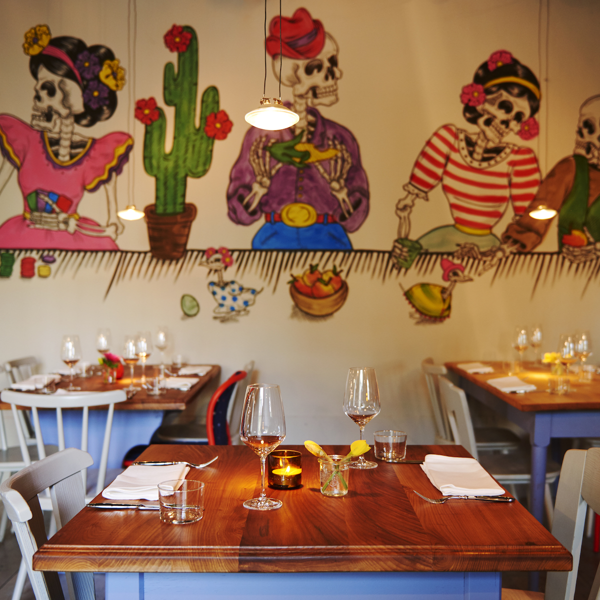Blitz Restaurant München_Interior 2