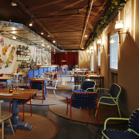 Blitz Restaurant München_Interior 3
