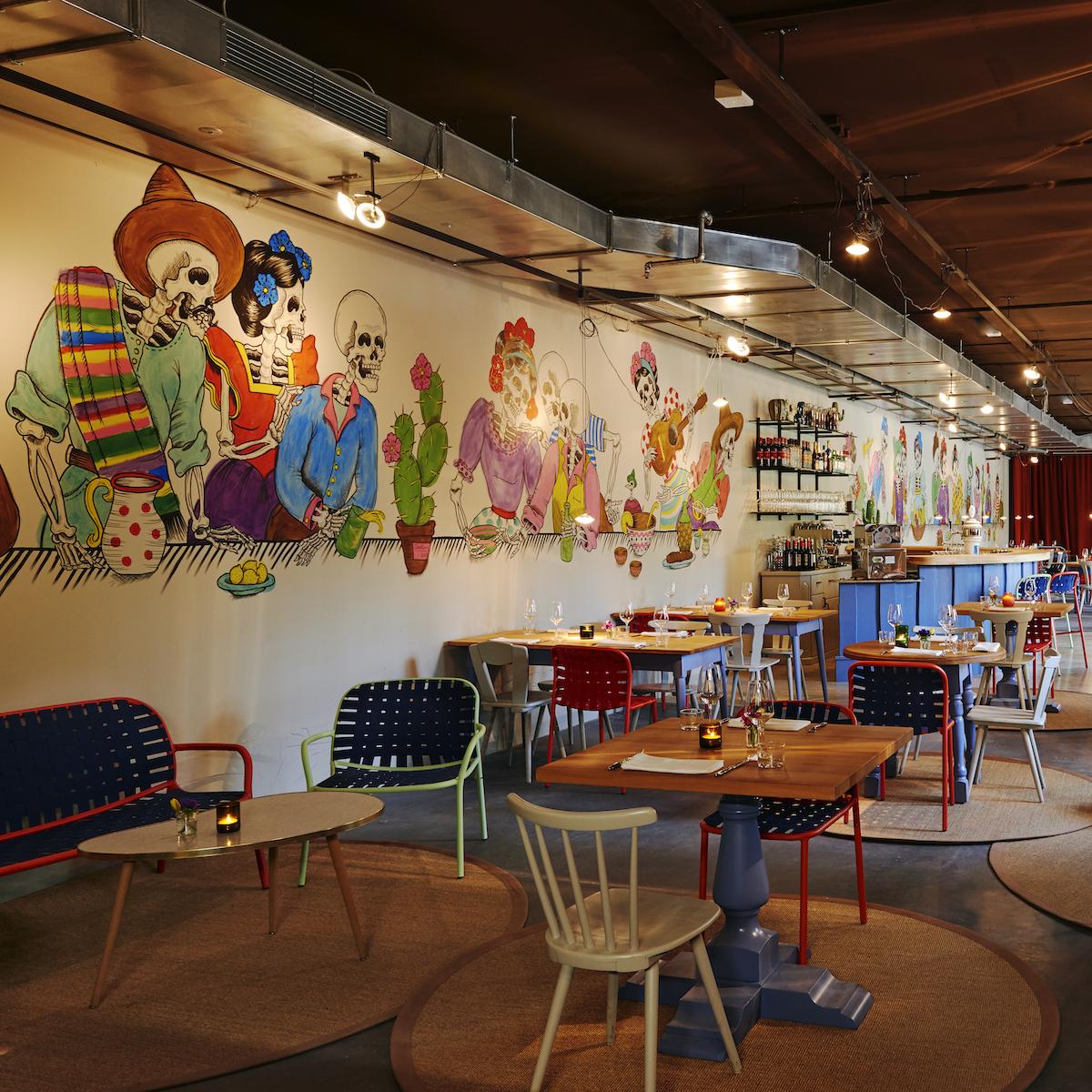 Blitz Restaurant München_Interior