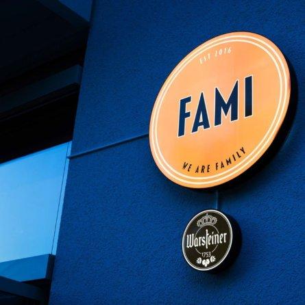 FAMI Familienrestaurant in München Schwabing