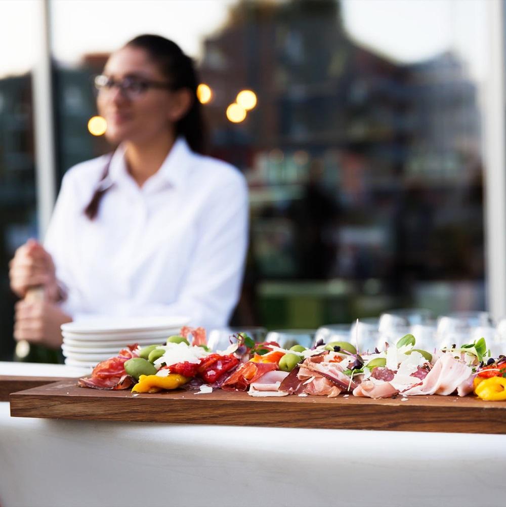 FAMI Restaurant München italienische Antipasti