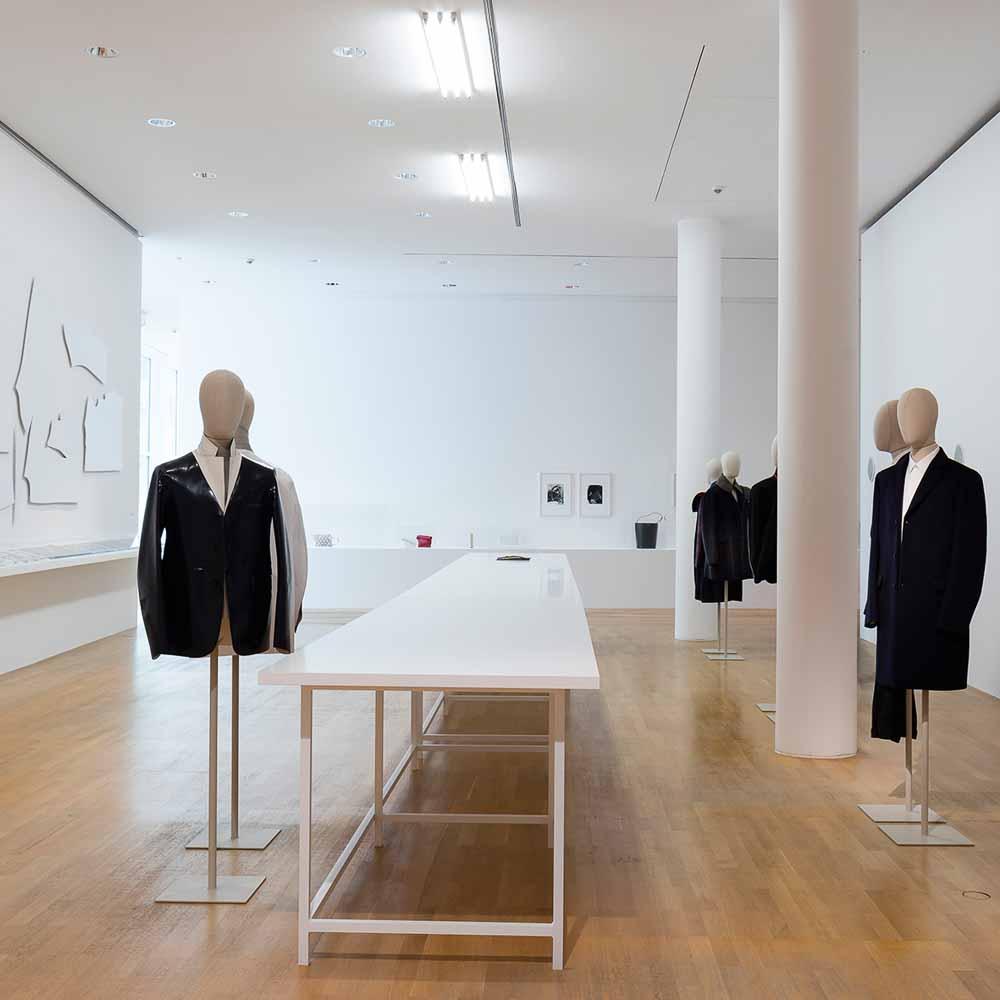 Jil Sander Ausstellung Präsens in Frankfurt-3