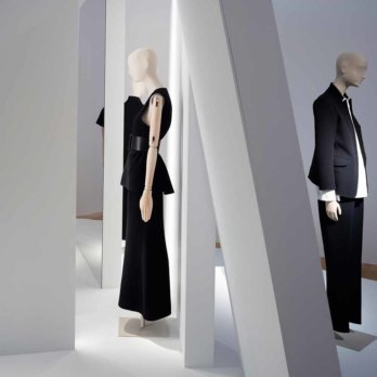 Jil Sander Ausstellung Präsens in Frankfurt-4