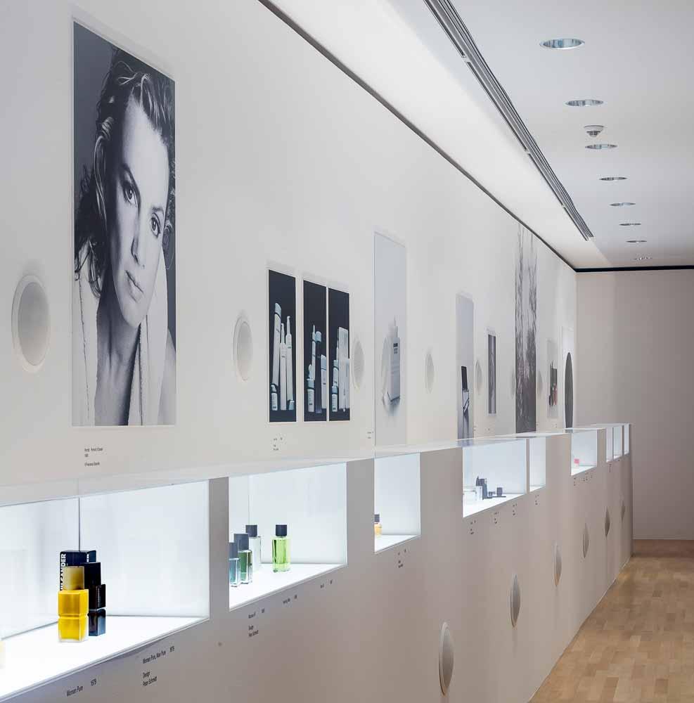 Jil Sander Ausstellung Präsens in Frankfurt-6