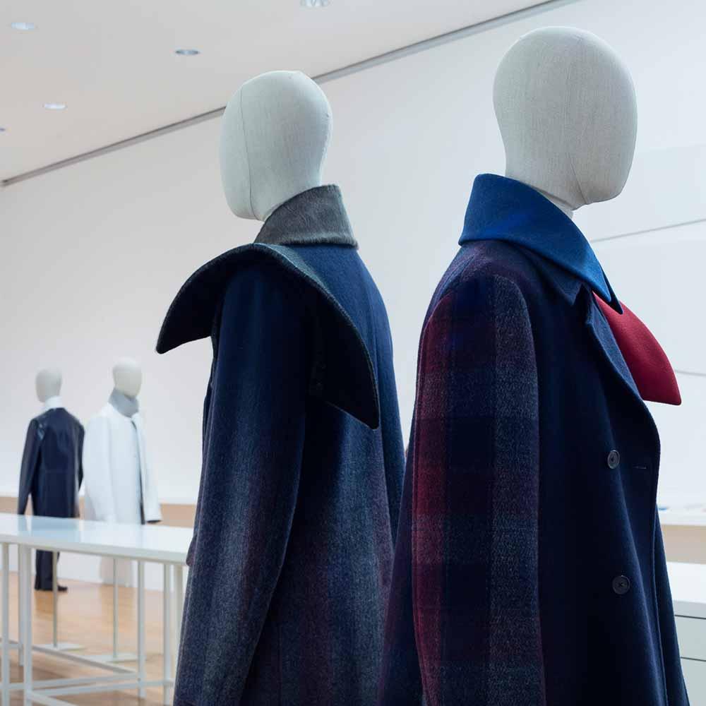 Jil Sander Ausstellung Präsens in Frankfurt-7