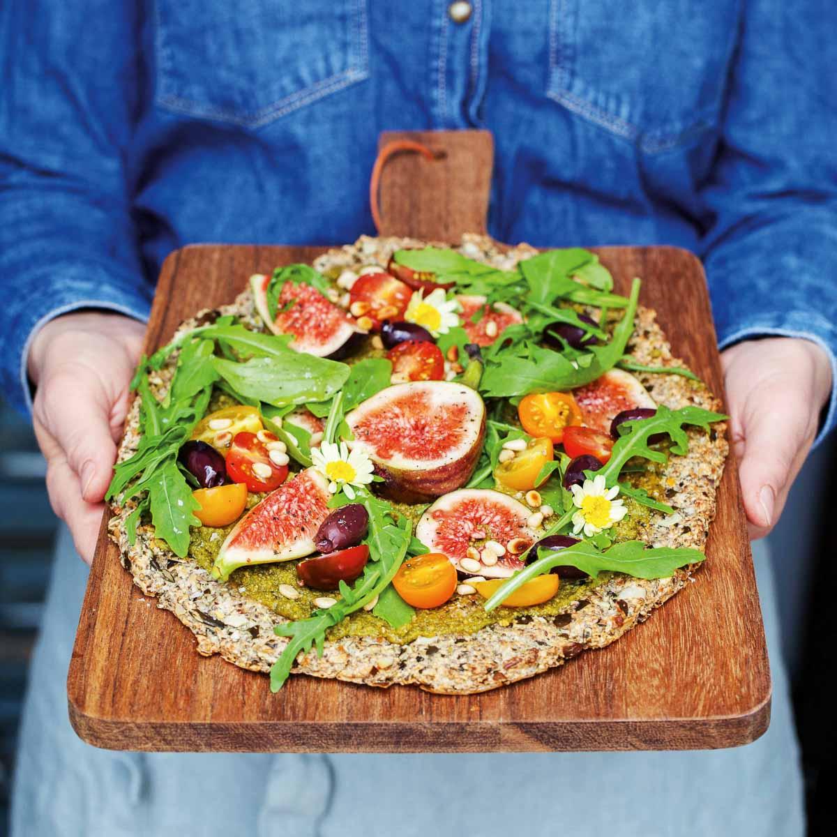 Rezept für glutenfreie Pizza von Eva Fischer