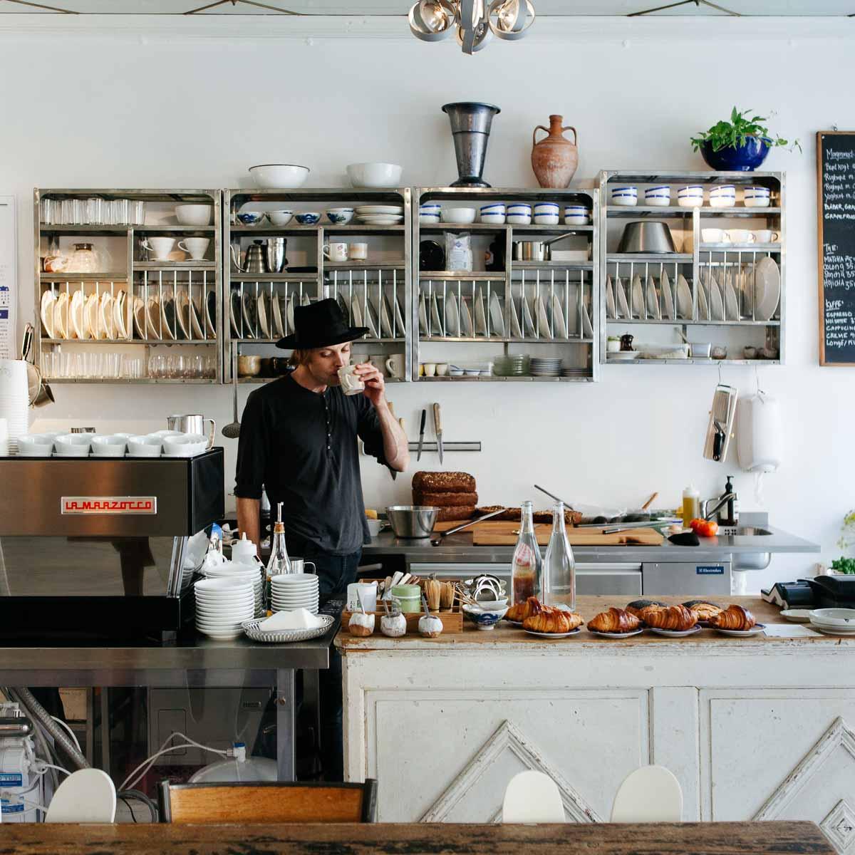 Café Atelier September Kopenhagen