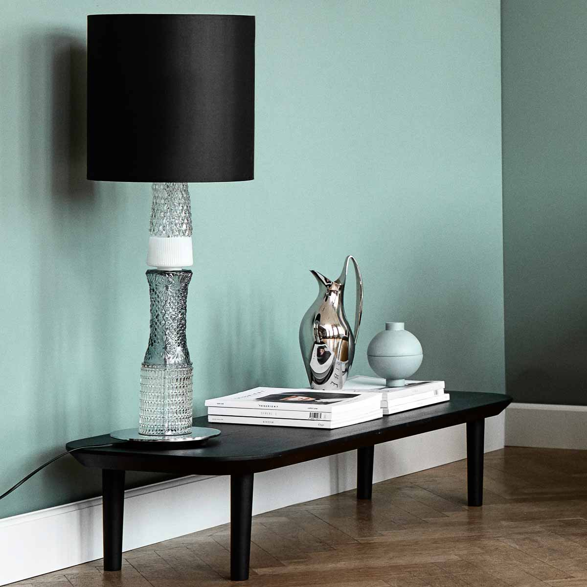 Coffee Table von Lindebjerg Design Dark Oak