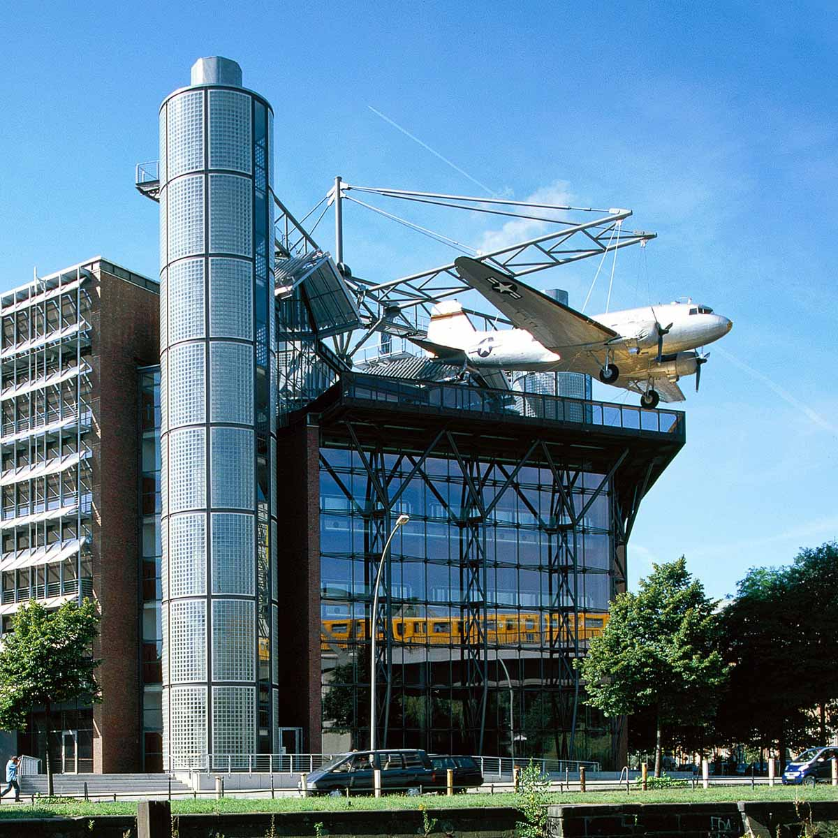 Deutsches Technikmuseum Berlin-Kreuzberg
