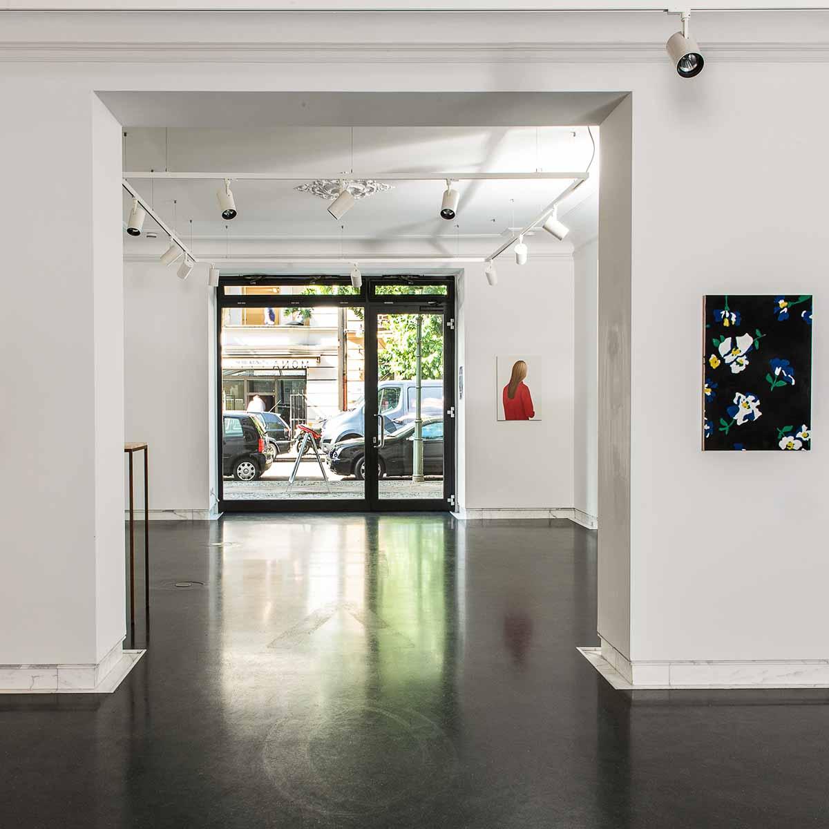 Galerie 68 Projects Fasanenstraße Berlin Charlottenburg