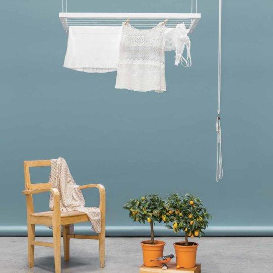 Hangbird Wäschständer zur Befestigung unter der Decke