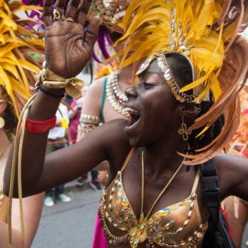 Karneval der Kulturen Berlin Loehmer